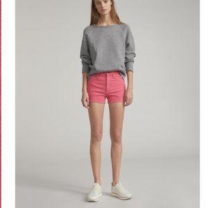 Rag & Bone Justine shorts - Bull Pink